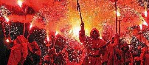 Ла Мерсе – главный праздник Барселоны