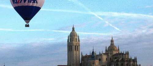 Мадрид Полет на воздушном шаре из аэропорта в город