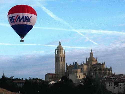 Полет на воздушном шаре Мадрид