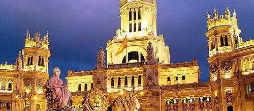Экскурсия по Мадриду