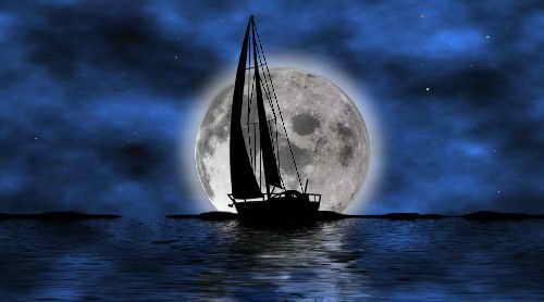 Яхта Средиземное море