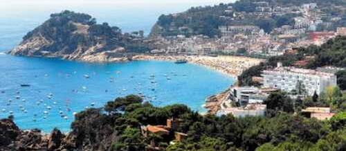 Курорты Каталонии