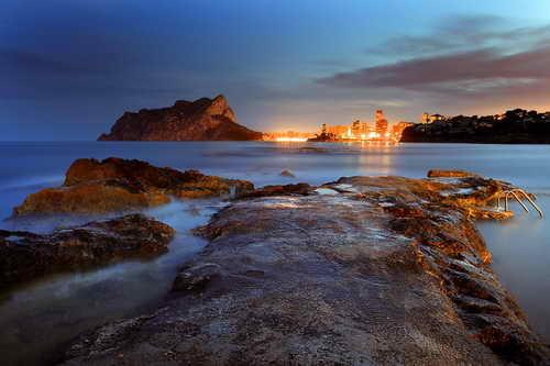 Кальпе Испанские курорты