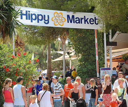 Рынок хиппи Ибица