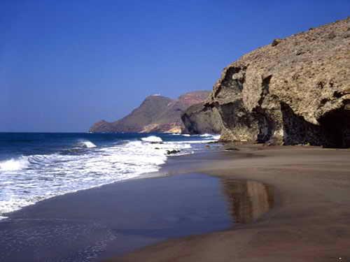 Пляжи Альмерия