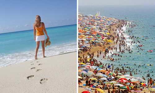 Пляжи Коста Брава