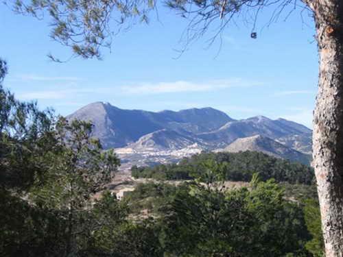 Парк Сьерра-Мария-Лос-Велес