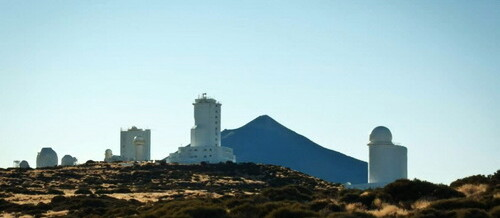 Вулкан Тейде — огромный и величественный великан Тенерифе