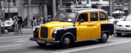 Что нужно знать о такси-перевозках, отправляясь в Испанию?